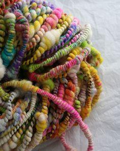 Rainbow Corkscrew by Spun Right Round, via Flickr