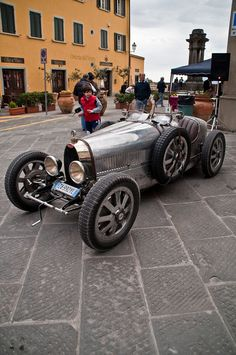 1926 Bugatti Type 35 Grand Prix by X@d00m, via Flickr