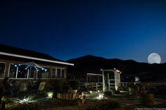 Summer night @ San Antonio de las minas, Valle de Guadalupe, Mexico, BC