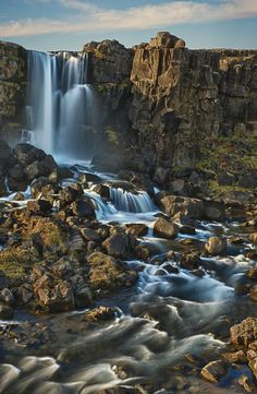 Good article by Ben Willmore about how to shoot waterfalls. Worth a read!