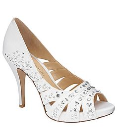 d94ce7e18 My wedding shoes by Gianni Bini!
