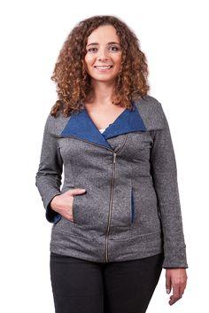 free zip jacket pattern