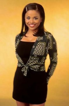 """Michelle Thomas  Her mother a theater actress and her dad a member of the famed R & B group, """"Kool & the Gang"""". Developing her own performing skills at a young age, she became a talented singer. In addition to music, she studied jazz, modern and hip-hop dance at the Broadway Dance Center in New York. At age 16, she was offered a recording contract"""