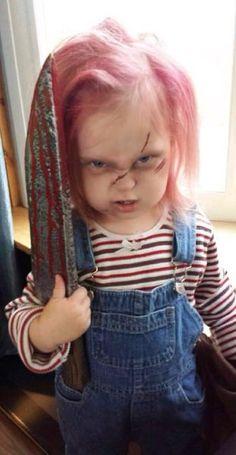 .fear Chukky revenge ! :D