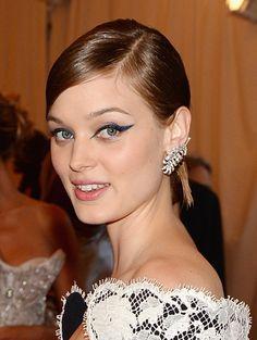 Red-Carpet Beauty: The Best Hair and Makeup Looks From the 2013 Met Gala - Bella Heathcote http://primped.ninemsn.com.au/galleries/hair-galleries/red-carpet-beauty-the-best-hair-and-makeup-looks-from-the-2013-met-gala?image=27
