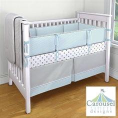 Carousel Designs Custom Baby Bedding