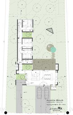 L House,Plan