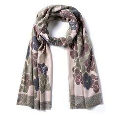 Vianosi Cashmere Scarf Women Winter Scarves Wrap Luxury Brand Foulard Fashion Bufandas Mujer #luxurymujer