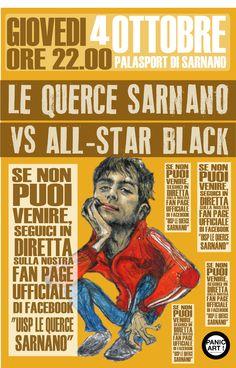 IV Giornata Campionato Uisp calcio a 5, Le Querce Sarnano - All Star Black.