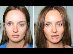 makeup looks | no-makeup makeup | chloe morello