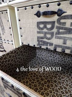 4 the love of wood: WATCH CAREFULLY - cafe cabinets