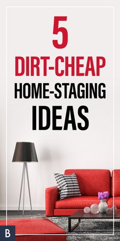 Use these DIY tips to make your home more appealing to buyers at little or no cost. Photo credit: Interior Design/Shutterstock.com