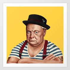 Check out society6curated.com for more! @society6 #illustration #wall #apartment #decor #homedecor #buy #shop #sale #shopping #apartmentgoals #sophomoreyear #sophomore #year #college #student #home #house #gift #idea #art #prints #worldleader #leader #world #funny #lol #winston #churchill #winstonchurchill #britain #wwii #england