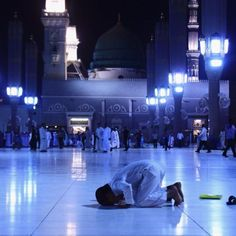 Oh Allah, give us the opportunity to pray at the Prophet's Mosque ﷺ in al-Madinah.