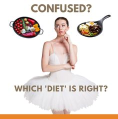 "What is the right diet for a ballerina? Let ""Eat Right Chef"" and Health Coach Louisa guide you to the right diet for your unique body type! www.eatrightwithlouisa.com/dancers"