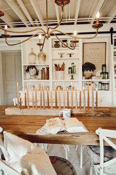 DIY Candlestick Holder - Liz Marie Blog