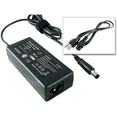 Ac Adapter for Hp Pavilion Laptop Charger Power Supply Cord Plug 65w
