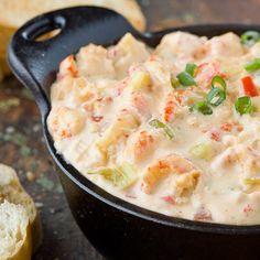 Creamy Crawfish Dip via The Kitchn