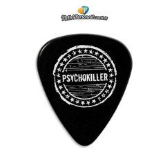 #Plettri Personalizzati per PsychoKiller