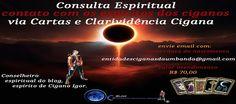 Entidades Ciganas da Umbanda (Clique Aqui) para entrar.: CONSULTA ESPIRITUAL COM O ESPÍRITO DE CIGANO IGOR