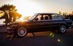 BMW E30 Alpina