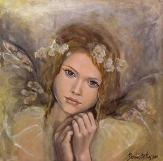 """dorina costras › Portfolio › The touch of an angel (""""Angels . Seraph Angel, Angel Artwork, Angel Guide, I Believe In Angels, Angels Among Us, Angels In Heaven, Guardian Angels, Creatures, Drawings"""