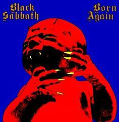 Born again black Sabbath  (1983)
