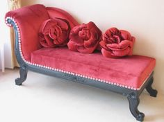 westhouse: Import furniture Princess furniture goblin witch Samantha couch sofa red rococo soundless and stealthy steps Funky Furniture, Unique Furniture, Home Decor Furniture, Vintage Furniture, Furniture Design, Furniture Removal, Quality Furniture, Furniture Ideas, Deco Zen