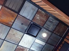Drop Ceiling Ideas Tiles That Look Like Wood Planks Grid Cool