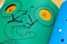 "Iconic Italian Graphic Artist Bruno Munari's Rare Vintage ""Interactive"" Picture-Books   Brain Pickings"