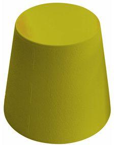 Tabouret Ali Baba - jaune by Slide. Retrouvez nos tabourets design sur amateur de design: http://www.amateurdedesign.com/
