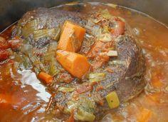 Braised Pot Roast