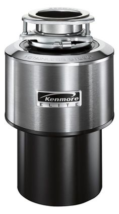 Kenmore Elite 1 hp Food Waste Disposer : Sears Outlet