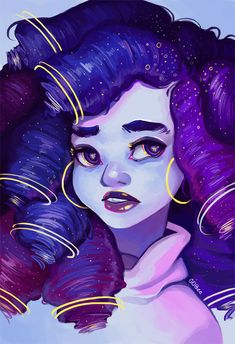 Galaxy Blues by GDBee on DeviantArt