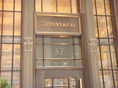 Tiffany & Co #Jewelry #NYC