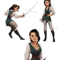 pathfinder character fighter concept female fencer action sword young shots dnd female fencer sword fighter young character DnD Pathfinder character concept action shotsYou can find Character concept and more on our website Female Character Design, Character Creation, Character Drawing, Character Design Inspiration, Character Concept, Animation Character, Character Ideas, Concept Art, Main Character