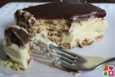 This Eclair Cake Dessert recipe is easy to make and sure to soon be your family's new favorite dessert! This Eclair cake is prepped in under 10 minutes.