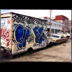 daveschubertsf  1995 #missionsistrict #sanfrancisco #graffiti #goldenera #felonfriday #onasaturday #graffititruck #photography #daveschubert Graffiti, San Francisco, Photography, Instagram, Photograph, Fotografie, Photoshoot, Graffiti Artwork, Fotografia