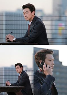 "[article] SBS drama ""My Lovely Girl"" reveals more stunning stills of Rain."