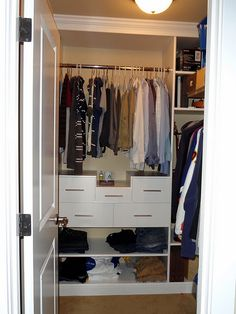Closet Built Ins Someday We Will Have