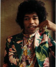 """My favorite Jimi outfit (this would be the greatest """"turn this outfit into a room"""")"""