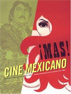 Mas! Cine Mexicano: Sensational Mexican Movie Posters 1957 - 1990  US $13.29 & FREE Shipping  #bigboxpower