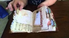 Cousin Trina vintage junk journal