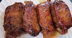 Sweet and Savory Glazed Pork Chops