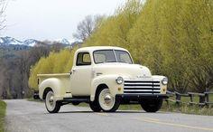 Legacy Classic Trucks Chevy Pickup