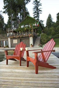 Painting Outdoor Wood Furniture With A High Gloss