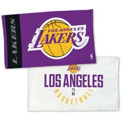 416ebcab7 WinCraft Los Angeles Lakers 2017 Bench Towel