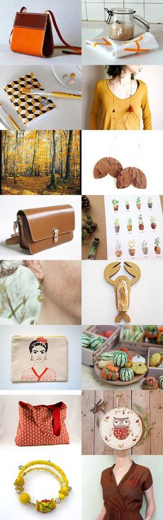 Fall in Brittany by Gabrielle Jégo on Etsy--Pinned with TreasuryPin.com