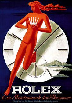 1942 Rolex Advertisement