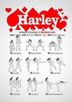Harley Workout | Posted By: AdvancedWeightLossTips.com